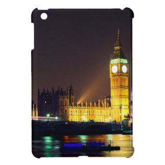 Big Bn on London River Cover For The iPad Mini