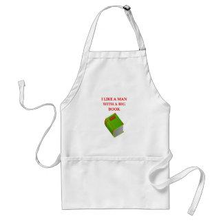 big book apron