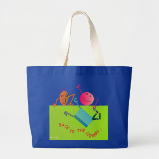 Big Book Bag - Jumbo size