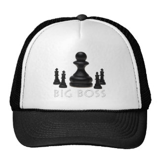 Big Boss Cap