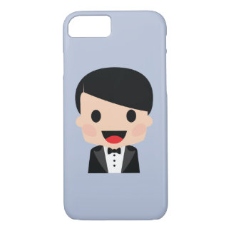 Big Boss in Suit iPhone 8/7 Case