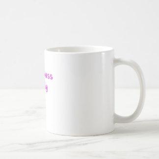 Big Boss Lady Basic White Mug