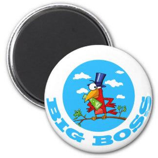 Big Boss Fridge Magnets