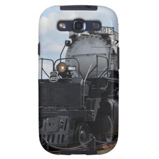 Big Boy No. X4012 Galaxy S3 Covers