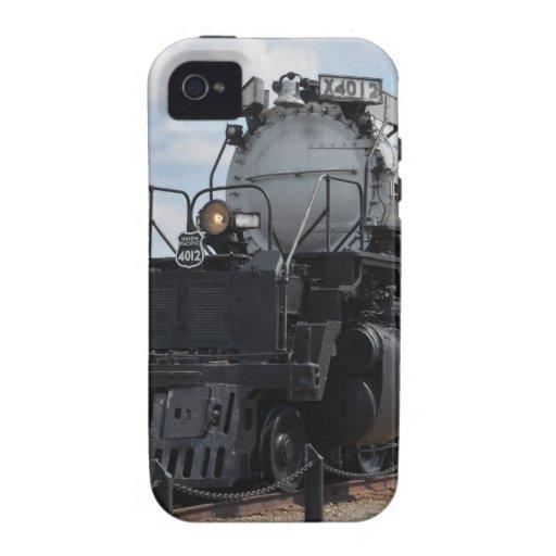 Big Boy No. X4012 iPhone4 Case