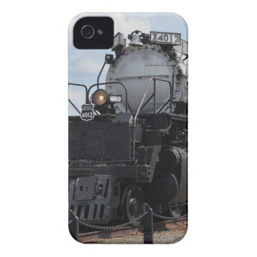 Big Boy No. X4012 iPhone 4 Cases