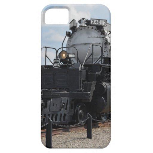 Big Boy No. X4012 iPhone 5 Cases