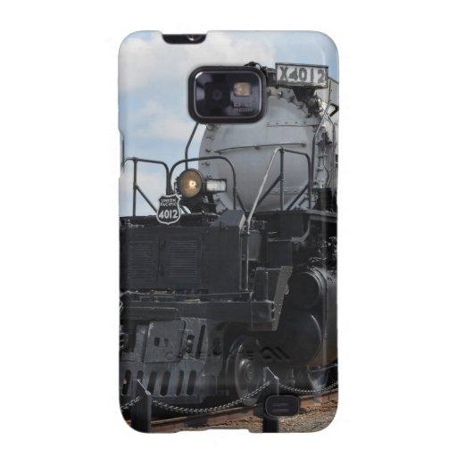 Big Boy No. X4012 Samsung Galaxy SII Covers