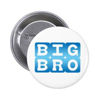 Big Bro 6 Cm Round Badge