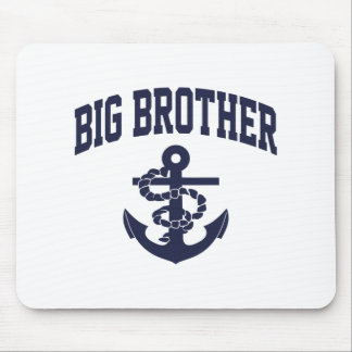 Big Brother Anchor Mouse Pad