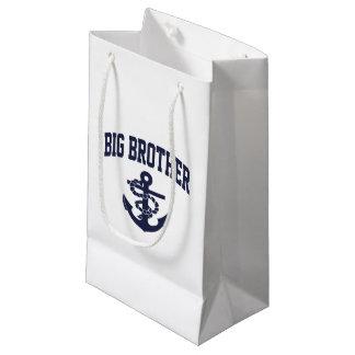 Big Brother Anchor Small Gift Bag