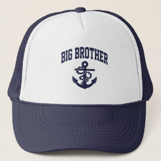Big Brother Anchor Trucker Hat