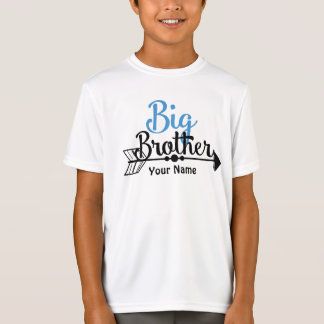 Big Brother Arrow Personalised T-Shirt