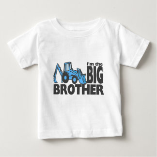Big Brother Backhoe Baby T-Shirt