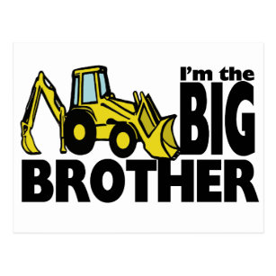Backhoe Postcards | Zazzle AU