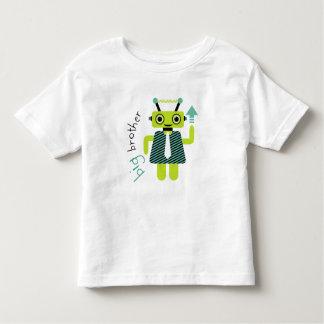 Big Brother Beep Beep the Robot Toddler T-Shirt