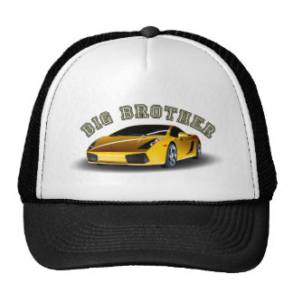 Big Brother Car Cap