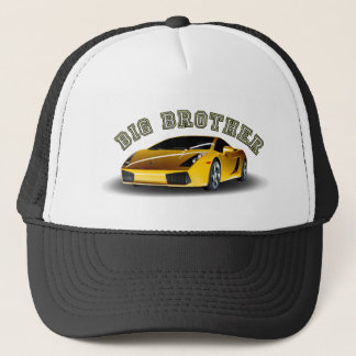 Big Brother Car Trucker Hat