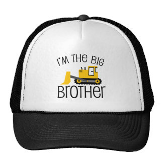 Big Brother Construction Front Loader Cap