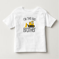 Big Brother Construction Front Loader Tee Shirt