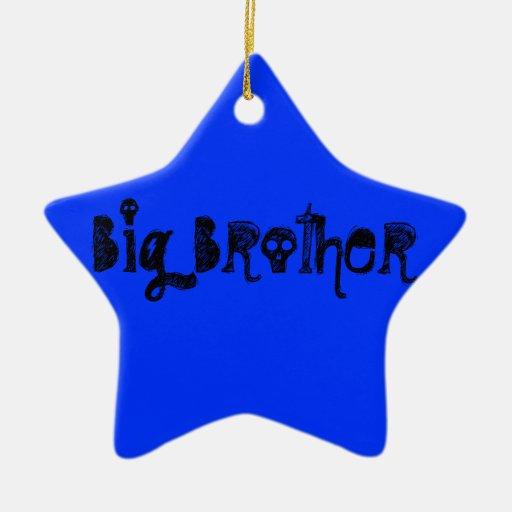 Big Brother Ornaments