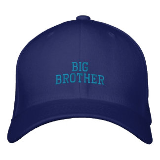 BIG BROTHER EMBROIDERED HAT