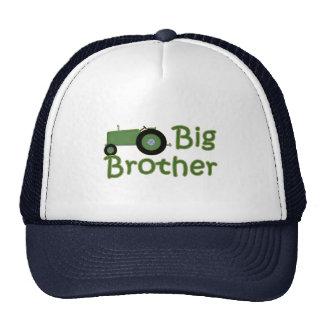 Big Brother Green Tractor Cap