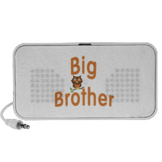 Big Brother Hoot Owl Travelling Speakers