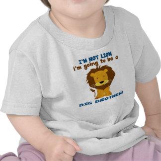 Big Brother Lion T-shirts