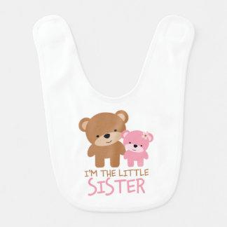 Big Brother Little Sister Bears Bib