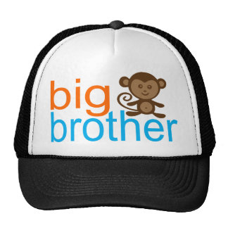 Big Brother Monkey Cap