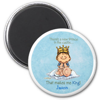 Big Brother of baby brother Refrigerator Magnets