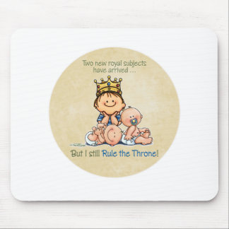 Big Brother of Twins Mousepads
