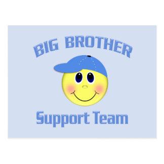 Big Brother Postcard