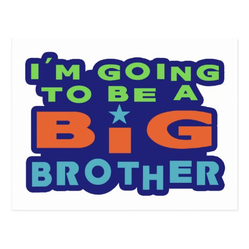 Big Brother Post Cards