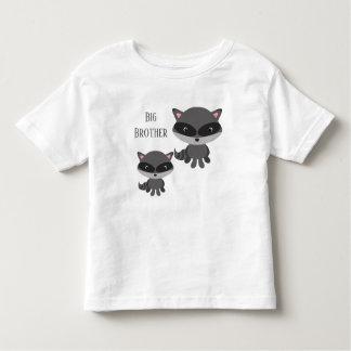 Big Brother Raccoon Toddler T-Shirt