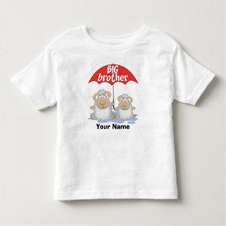 Big Brother Sheep Toddler T-Shirt