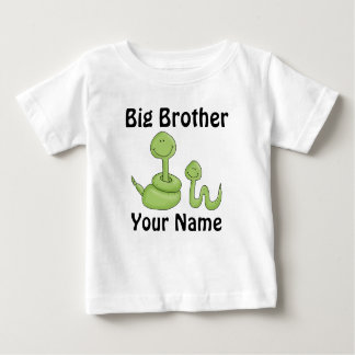 Big Brother Snake Baby T-Shirt