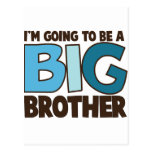 big brother t-shirt post cards