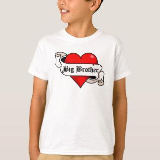 Big Brother - Tatto Heart t-shirts