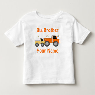 Big Brother Truck Personalised T-shirt