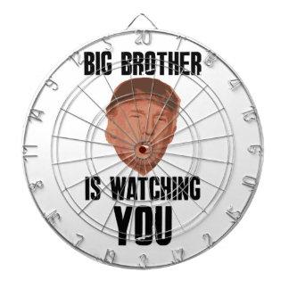 Big Brother Trump Dartboard
