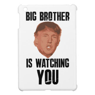 Big Brother Trump iPad Mini Cover