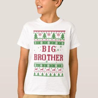 Big Brother Ugly Christmas T-Shirt