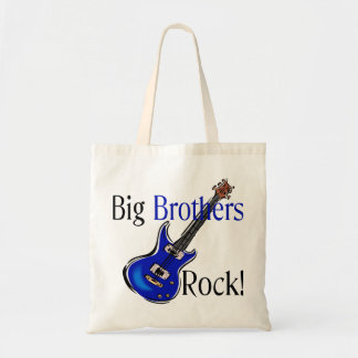 Big Brothers ROCK! Canvas Bags