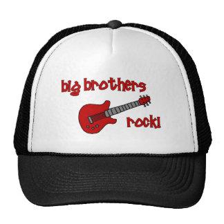 Big Brothers Rock! with Guitar Cap