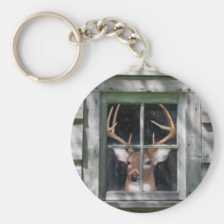 Big Buck Key Ring