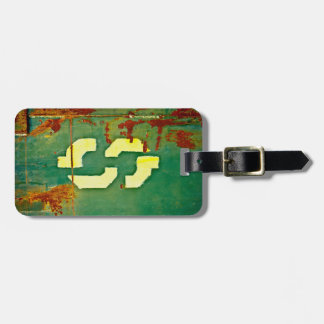 Big Bucks Travel Bag Tags