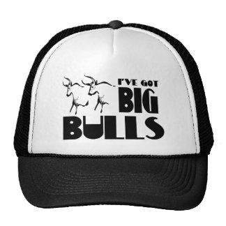 Big Bulls - Funny Farmer Cap