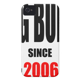 BIG BULLY school since 2000 back learn homework re iPhone 4 Cover